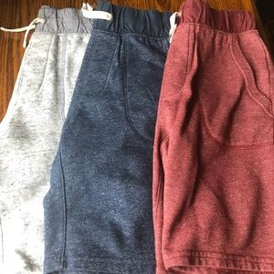 Boys sweatpant shorts